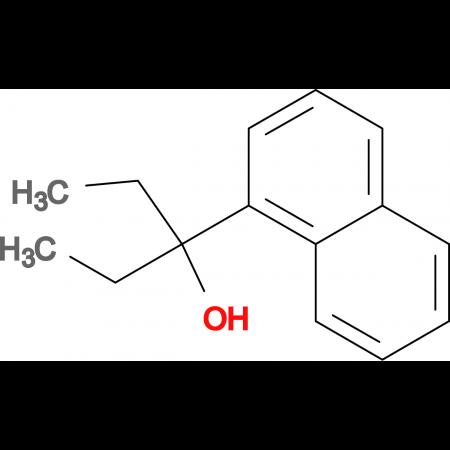 3-(1-Naphthyl)-3-pentanol