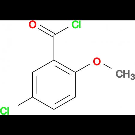 3-Chloro-6-methoxybenzoyl chloride