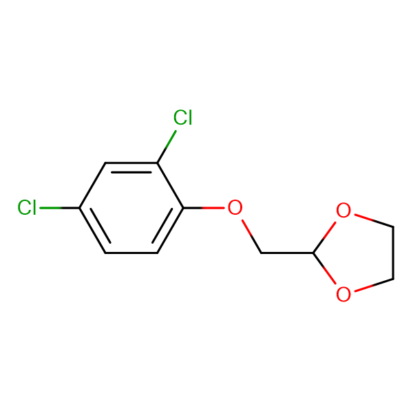 2-(2,4-Dichloro-phenoxy)methyl-1,3-dioxolane