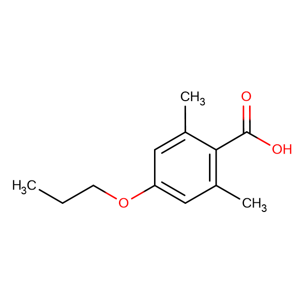2,6-Dimethyl-4-n-propoxybenzoic acid