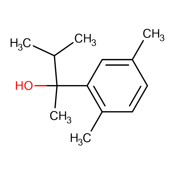 2-(2,5-Dimethylphenyl)-3-methyl-butan-2-ol