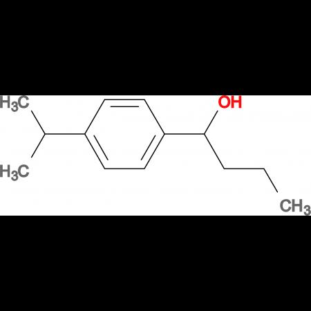 1-(4-iso-Propylphenyl)-1-butanol