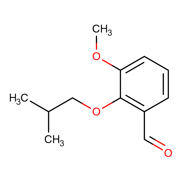 2-iso-Butoxy-3-methoxybenzaldehyde
