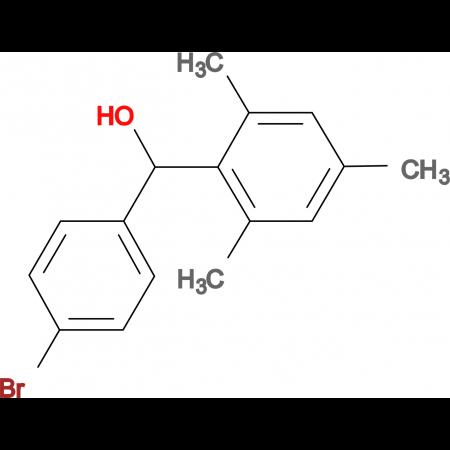 4-Bromo-2',4',6'-trimethylbenzhydrol