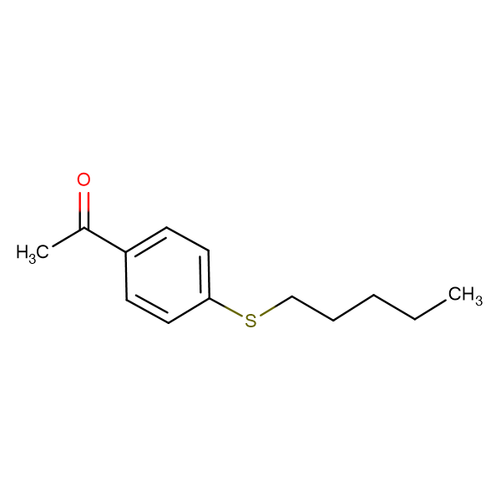 4'-(n-Pentylthio)acetophenone