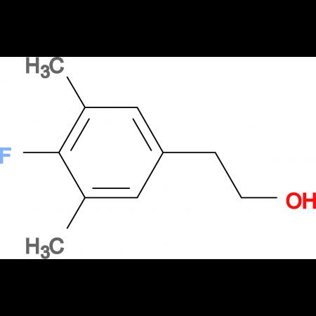 3,5-Dimethyl-4-fluorophenethyl alcohol