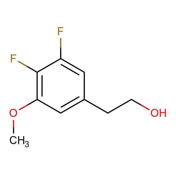 3,4-Difluoro-5-methoxyphenethyl alcohol