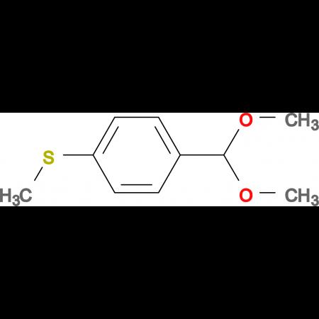 4-Dimethoxymethylphenyl methyl sulfide
