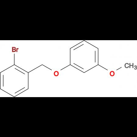 2-Bromobenzyl-(3-methoxyphenyl)ether