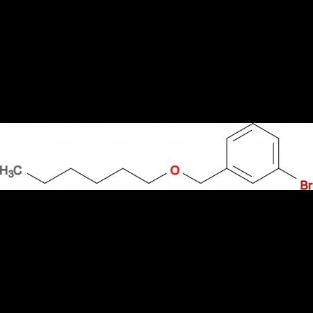 1-Bromo-3-[(n-hexyloxy)methyl]benzene