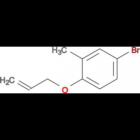1-Bromo-4-allyloxy-3-methylbenzene