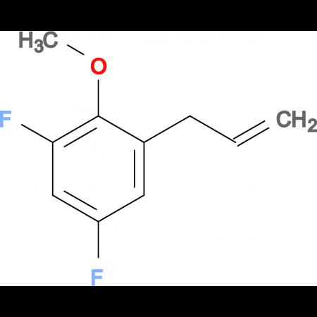 1-Allyl-3,5-difluoro-2-methoxybenzene