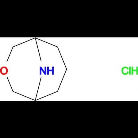 3-oxa-9-azabicyclo[3.3.1]nonane hydrochloride