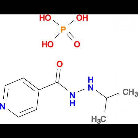 N'-Isopropylisonicotinohydrazide phosphate