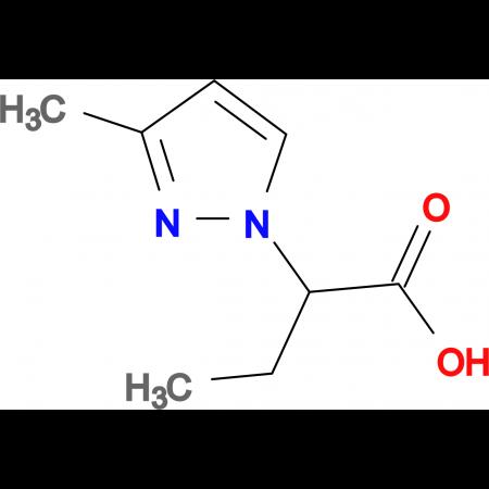 2-(3-methyl-1H-pyrazol-1-yl)butanoic acid
