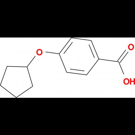 4-(cyclopentyloxy)benzoic acid