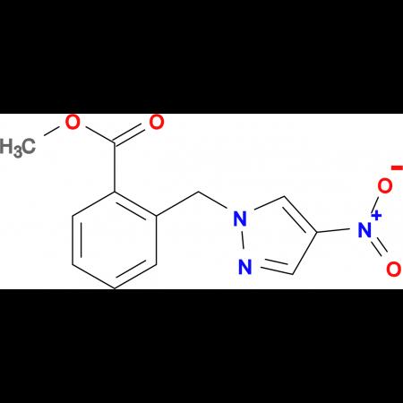 methyl 2-[(4-nitro-1H-pyrazol-1-yl)methyl]benzoate