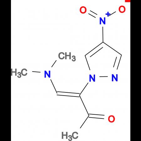 (3E)-4-(dimethylamino)-3-(4-nitro-1H-pyrazol-1-yl)but-3-en-2-one