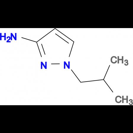 1-isobutyl-1H-pyrazol-3-amine