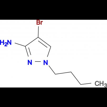 4-bromo-1-butyl-1H-pyrazol-3-amine