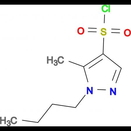 1-butyl-5-methyl-1H-pyrazole-4-sulfonyl chloride