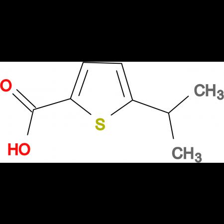 5-isopropylthiophene-2-carboxylic acid