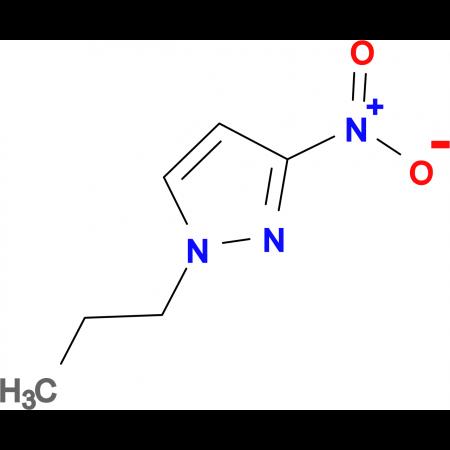 3-nitro-1-propyl-1H-pyrazole