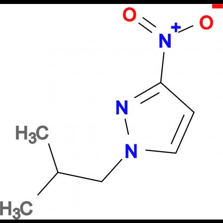 1-isobutyl-3-nitro-1H-pyrazole