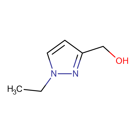 (1-ethyl-1H-pyrazol-3-yl)methanol