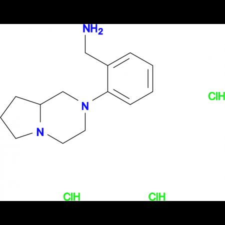 1-(2-hexahydropyrrolo[1,2-a]pyrazin-2(1H)-ylphenyl)methanamine