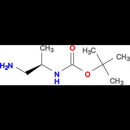 (R)-tert-Butyl (1-aminopropan-2-yl)carbamate