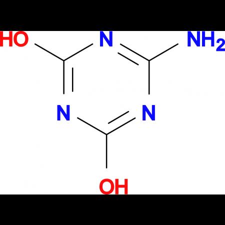 6-Amino-1,3,5-triazine-2,4-diol