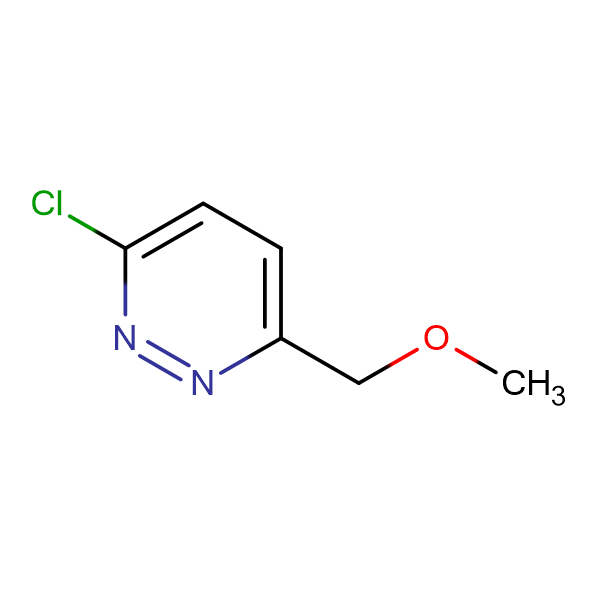 3-Chloro-6-(methoxymethyl)pyridazine