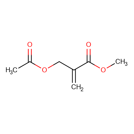 Methyl 2-(acetoxymethyl)acrylate