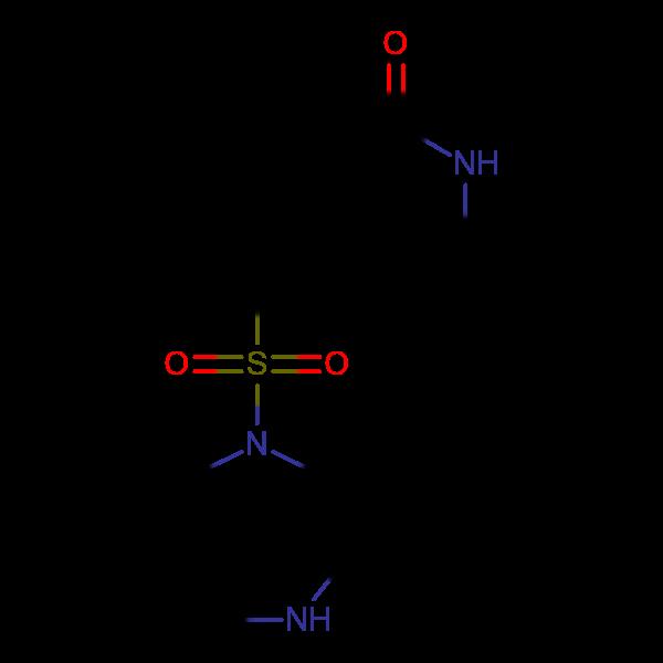 5-((1,4-Diazepan-1-yl)sulfonyl)isoquinolin-1(2H)-one