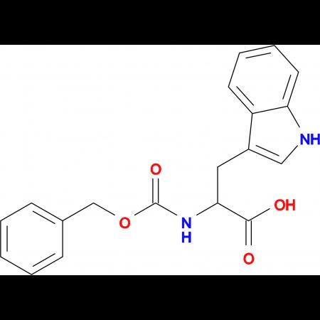 2-(((Benzyloxy)carbonyl)amino)-3-(1H-indol-3-yl)propanoic acid