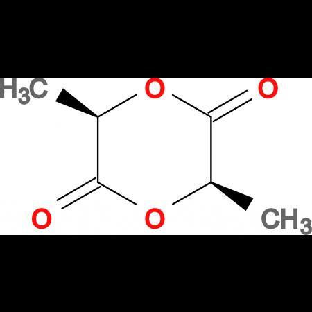 (3R,6R)-3,6-Dimethyl-1,4-dioxane-2,5-dione