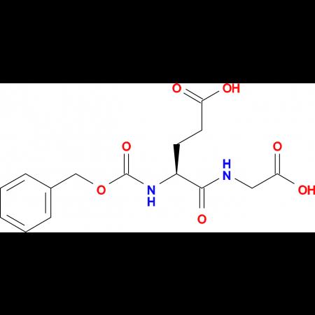 (S)-4-(((Benzyloxy)carbonyl)amino)-5-((carboxymethyl)amino)-5-oxopentanoic acid