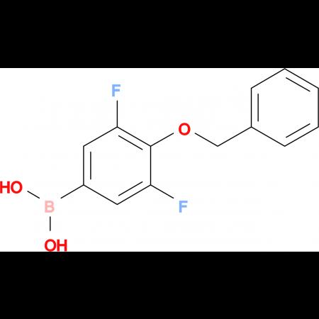 (4-(Benzyloxy)-3,5-difluorophenyl)boronic acid
