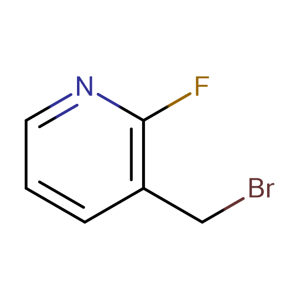 3-(Bromomethyl)-2-fluoropyridine