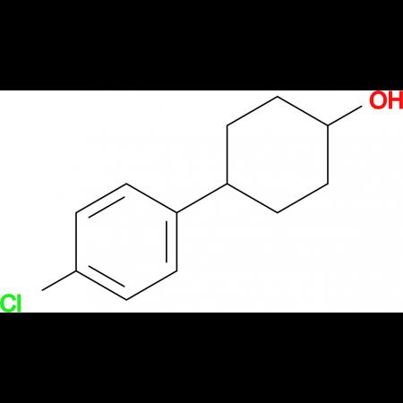 4-(4-Chlorophenyl)cyclohexanol