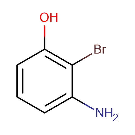 3-Amino-2-bromophenol