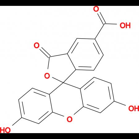 3',6'-Dihydroxy-3-oxo-3H-spiro[isobenzofuran-1,9'-xanthene]-5-carboxylic acid