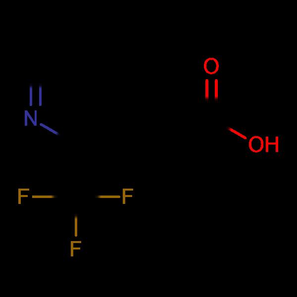 2-(2-(Trifluoromethyl)pyridin-3-yl)acetic acid
