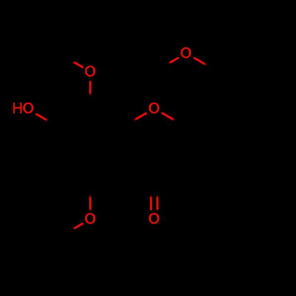 (S)-7-Hydroxy-5,8-dimethoxy-2-(2-methoxyphenyl)chroman-4-one