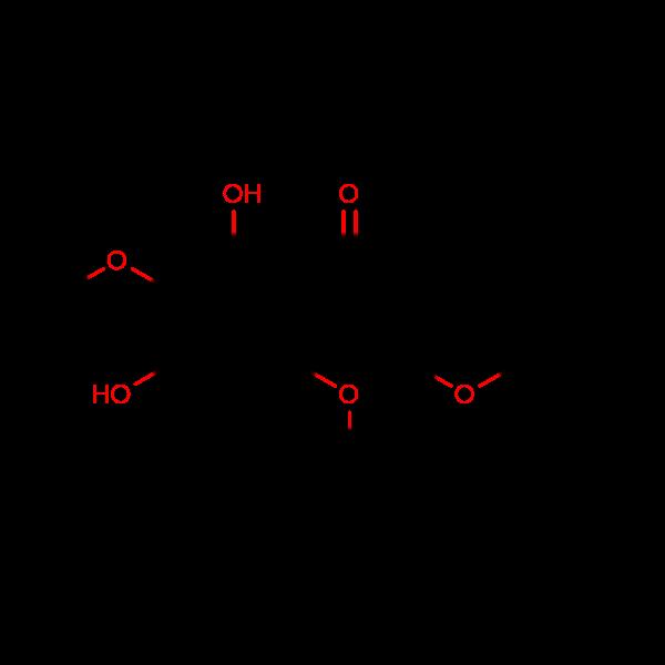 1-(2,4-Dihydroxy-3,6-dimethoxyphenyl)-3-(2-methoxyphenyl)prop-2-en-1-one