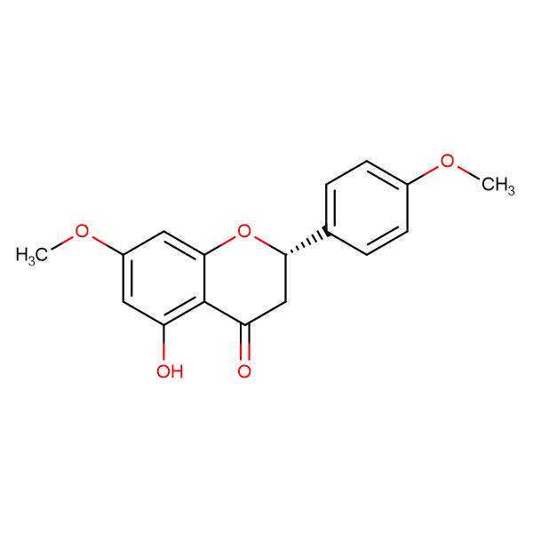 (S)-5-Hydroxy-7-methoxy-2-(4-methoxyphenyl)chroman-4-one