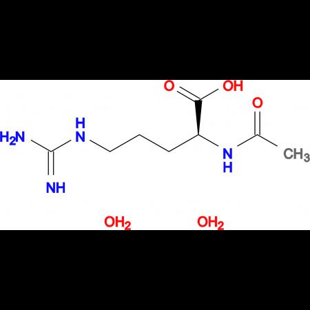 (S)-2-Acetamido-5-guanidinopentanoic acid dihydrate