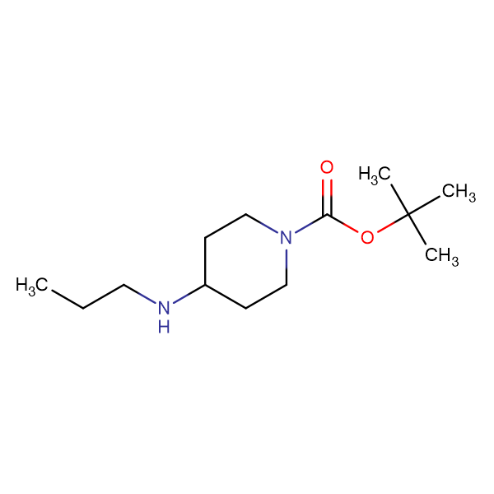 tert-Butyl 4-(propylamino)piperidine-1-carboxylate