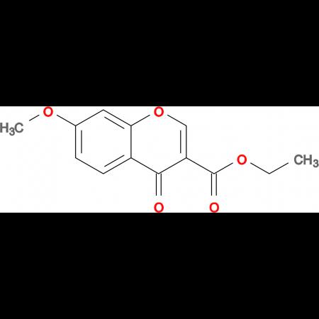 Ethyl 7-methoxy-4-oxo-4H-chromene-3-carboxylate